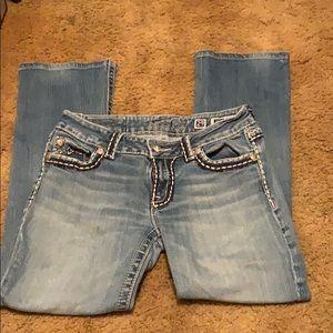 Miss me jeans size 29